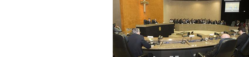 Acesse a notícia completa: Corregedoria Geral da Justiça Federal apresenta relatório da inspeção no TRF5