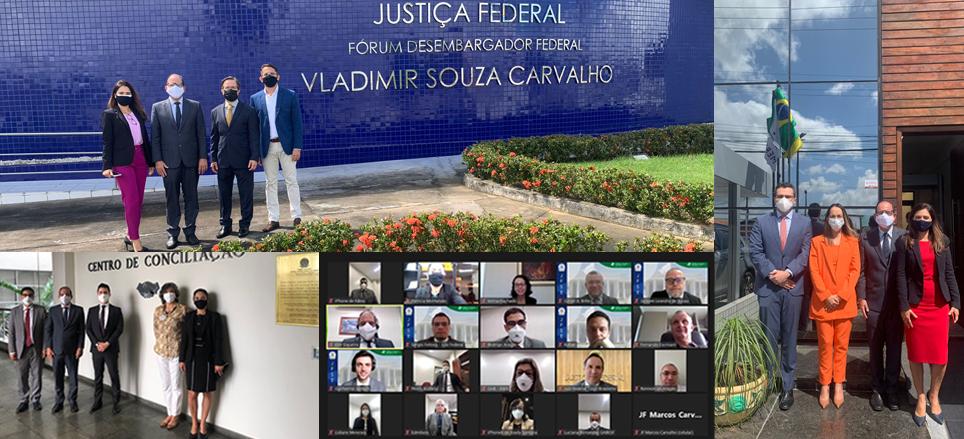 Acesse a notícia completa: Corregedoria conclui correição da SJSE